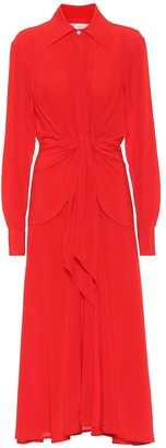 Victoria Beckham Silk shirtdress