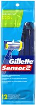Gillette GoodNews! Pivot Plus Disposable Razor 12 Coun