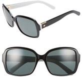 Kate Spade 54mm Polarized Sunglasses