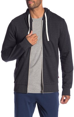 Jack and Jones Eholman Zip Sweatshirt Hoodie