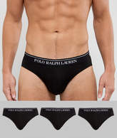 Polo Ralph Lauren Briefs In 3 Pack