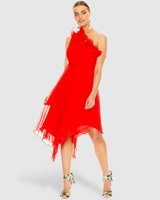 Talulah Love Song Midi Dress