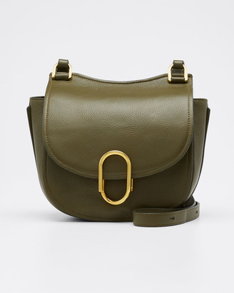 3.1 Phillip Lim Alix Hunter Leather Shoulder Bag