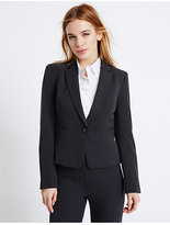M&S Collection PETITE Welt Pocket Blazer