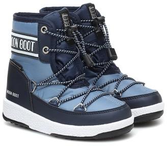 MOON BOOT KIDS Nylon boots