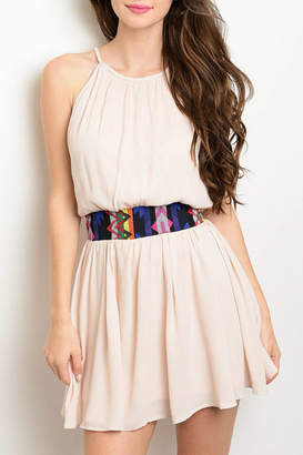 Shop The Trends Tribal Waist Dress