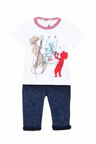 Catimini T-Shirt And Trousers