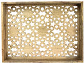 Mela Artisans Marrakech Star Lattice Tray