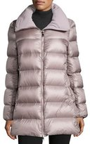 Moncler Torcyn Quilted Wool-Lined Puffer Coat
