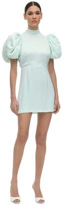 Dusk Satin Mini Dress