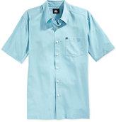 Quiksilver Men's Straight Short-Sleeve Shirt