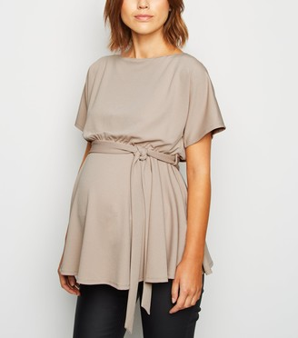 New Look Maternity Batwing Top