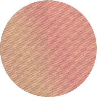East Urban Home Cheryll Striped Wool Pink Area Rug Rug Size: Runner 2' x 5'