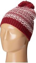 San Diego Hat Company KNH3432 Intarsia Knit Beanie