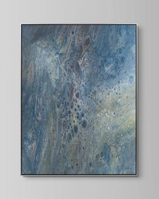 "John-Richard Collection Pavo II"" Giclee Canvas Art by Shaye Rawson"