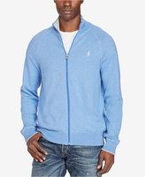 Polo Ralph Lauren Men's Full-Zip Sweater