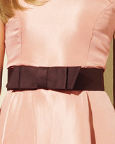 Sateen Bow Belt