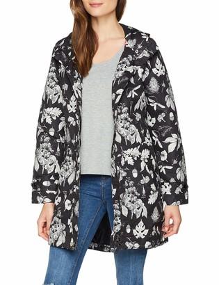 Joules Women's Raine Print Coat