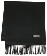 Moschino Solid Lambswool Scarf