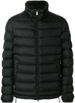 Peuterey hooded midi down jacket - men - Feather Down/Polyamide - S