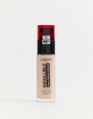 L'Oreal Infallible 24hr Freshwear Liquid Foundation
