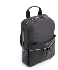 "Royce Leather Royce New York Power Bank Charging 13"" Laptop Backpack"