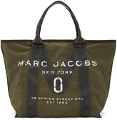 Marc Jacobs Green New Logo Tote