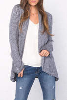 Wooden Ships Dylan Blazer Sweater