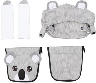 Dolce & Gabbana Kids Koala baby carrier covers