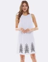 Deshabille Seminyak Dress White