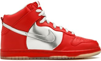 "Nike Dunk High Premium SB ""Mork and Mindy"" sneakers"