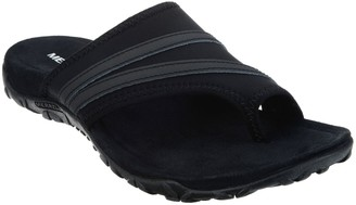Merrell Leather & Textile Sandals - Terran Ari Wrap