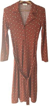 Siyu Red Dress for Women