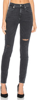 A Gold E AGOLDE Sophie High Rise Crop. - size 29 (also in )