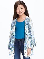 Old Navy Open-Front Kimono for Girls