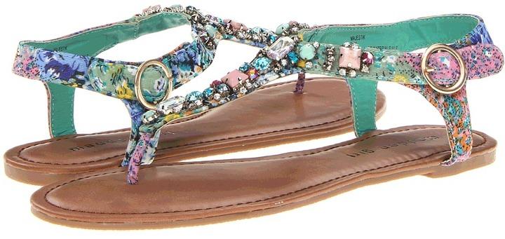 Madden-Girl Majestik (Multi) Women's Dress Sandals