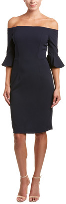Abs Collection Abs By Allen Schwartz Sheath Dress