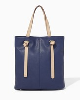 Charming charlie Knotted Handles Tote