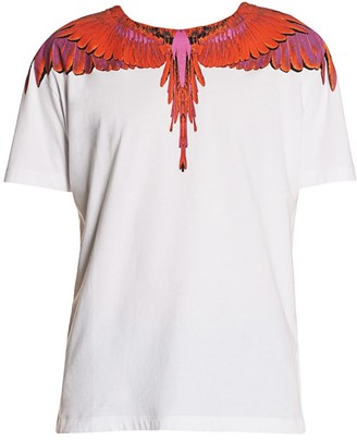 Marcelo Burlon County of Milan Wings Basic T-Shirt