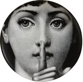 "Fornasetti Woman With Finger On Lips"" Plate"