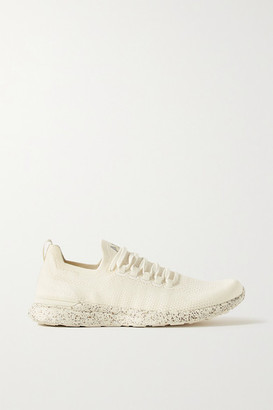 APL Athletic Propulsion Labs Techloom Breeze Mesh Sneakers - Cream
