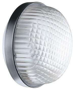 Gewiss gw80619 Wall Lighting – Lamp (Brushed, Grey, IP55, G23, FSD, 7 W)