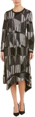 Pokwai A-Line Dress