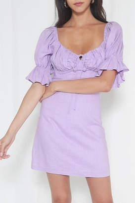 Etophe Puff Sleeve Dress
