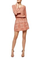 Sanctuary Women's Marrakech Print Blouson Dress