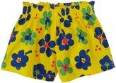 Marimekko Makoisa Shorts (Baby) - Yellow Print-18 Months