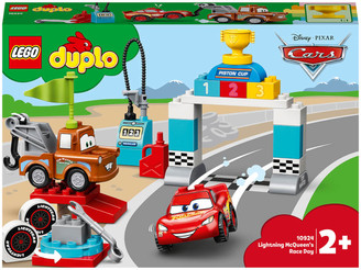 Lego DUPLO Cars TM: Lightning McQueen's Race Day (10924)