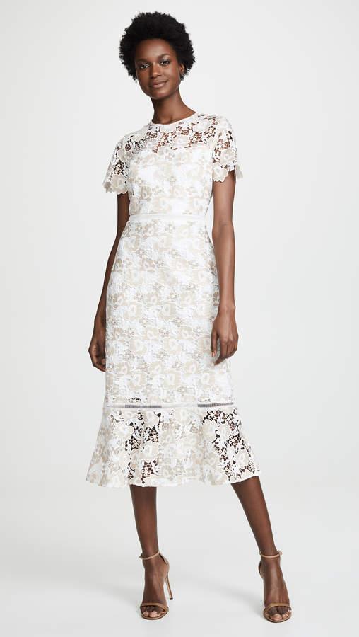 e15c4edabb Shoshanna Flounce Hem Dresses - ShopStyle