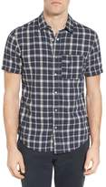 Billy Reid Martin Check Sport Shirt