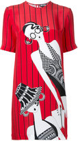 Holly Fulton Ladies T-shirt dress - women - Silk - 8